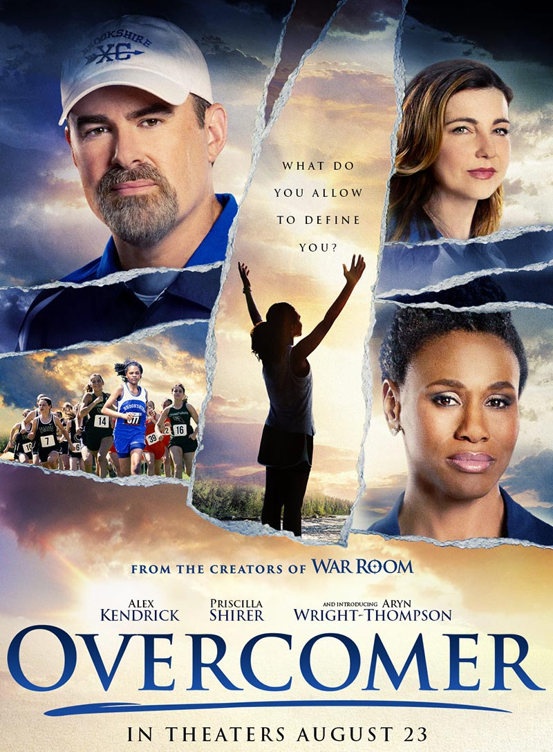 Overcomer Movie – A New Film From the Kendrick Brothers + Official Trailer